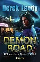 Höllennacht in Desolation Hill (Demon Road, #2)