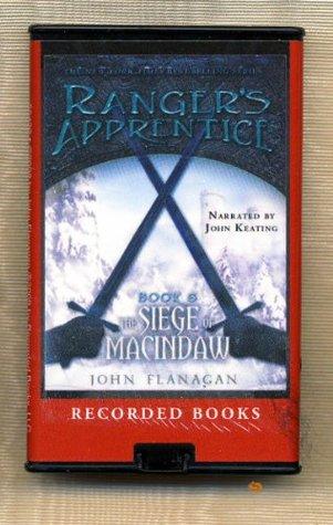 The Siege of Macindaw by John Flanagan Unabridged Playaway Audiobook