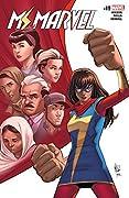 Ms. Marvel (2015-2019) #19