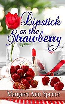 Lipstick on the Strawberry