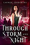 Through Storm and Night (Shape Shifter Chronicles, #2)