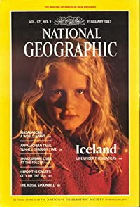 National Geographic February 1987