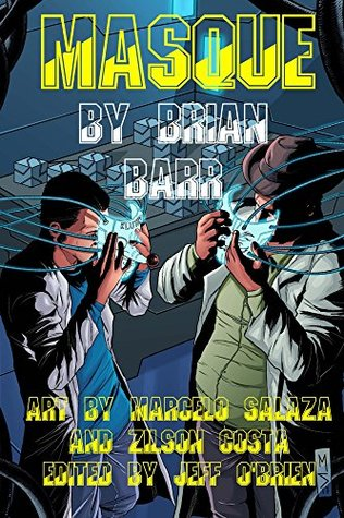 Masque (Nihon Cyberpunk #1) by Brian Barr