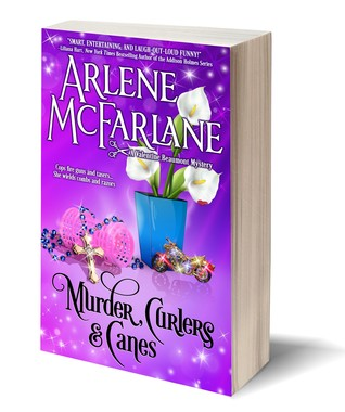 Murder, Curlers, and Canes (Valentine Beaumont Mysteries #2)