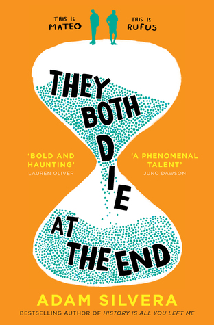 hey Both Die At The End by Adam Silvera