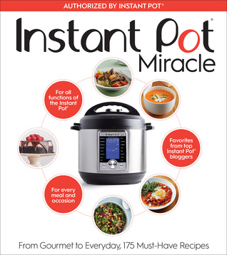 The Instant Pot Cookbook: 175 Delicious Recipes for Every Meal and Occasion