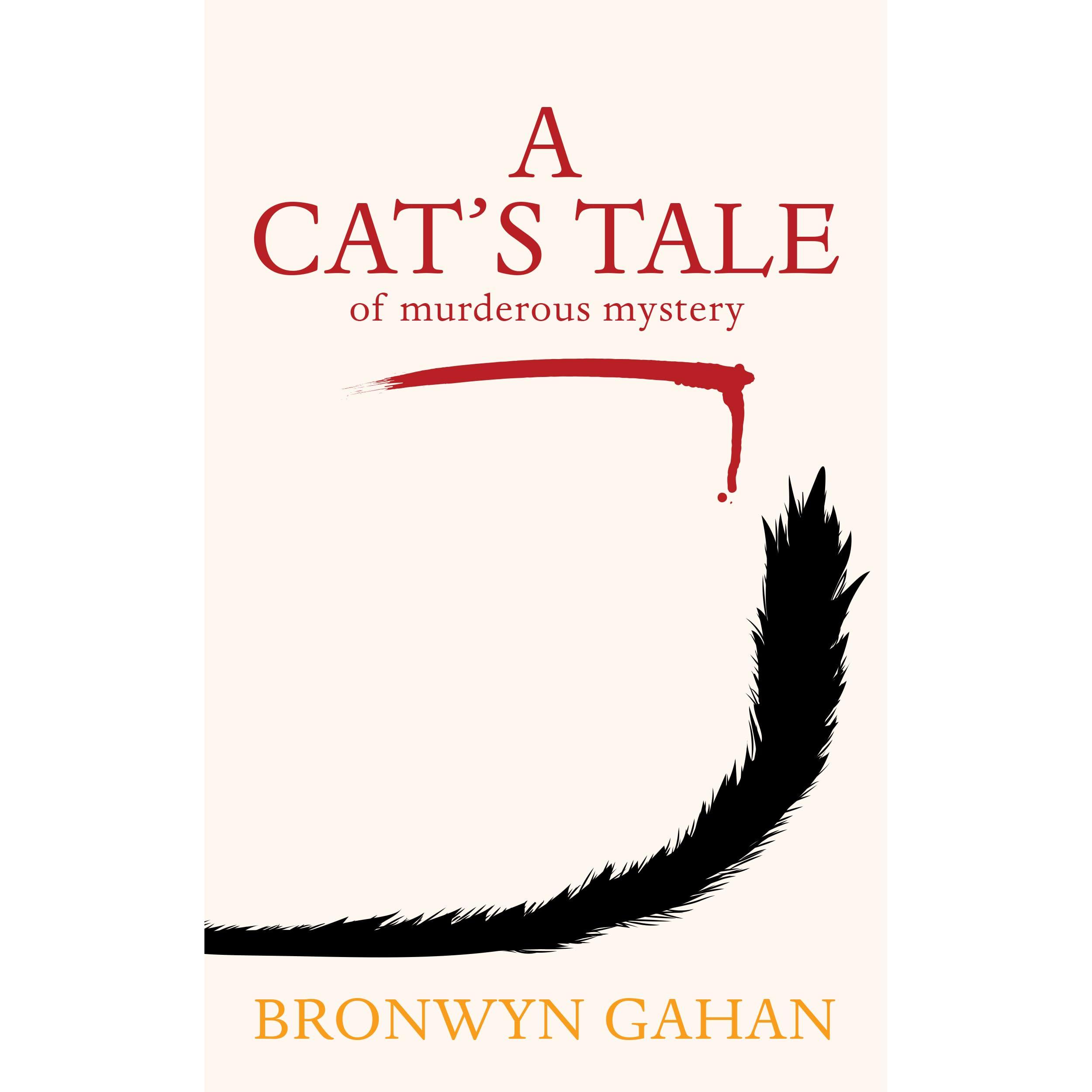 Bronwyn Finds Her Cat