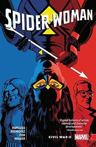 Spider-Woman: Shifting Gears, Volume 2: Civil War II