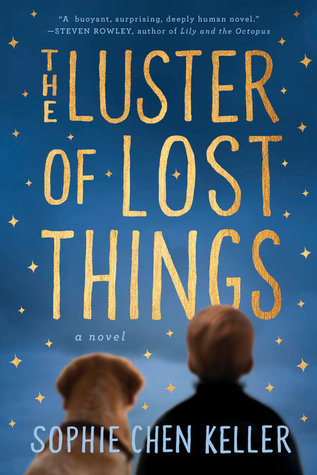 Cover of The Luster of Lost Things by Sophie Chen Keller