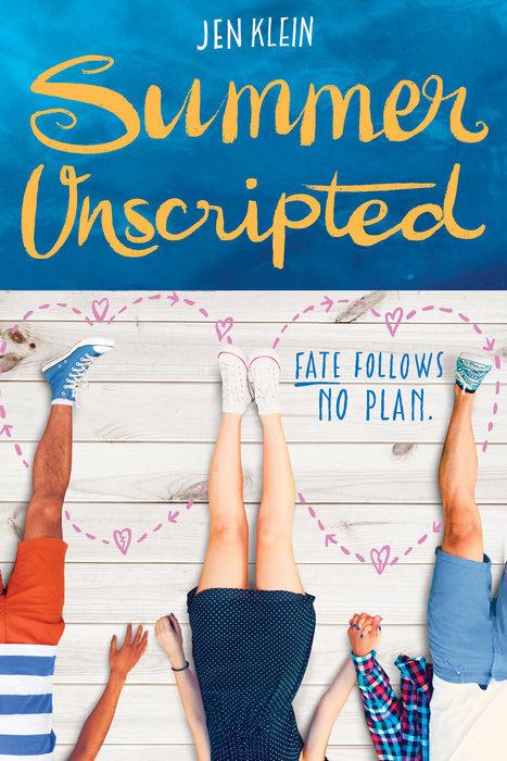 Klein, Jen - Summer Unscripted