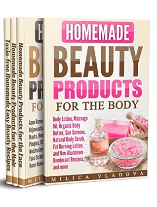 DIY Homemade Beauty Products Bundle