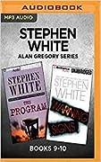 Stephen White Alan Gregory Series: Books 9-10: The Program Warning Signs