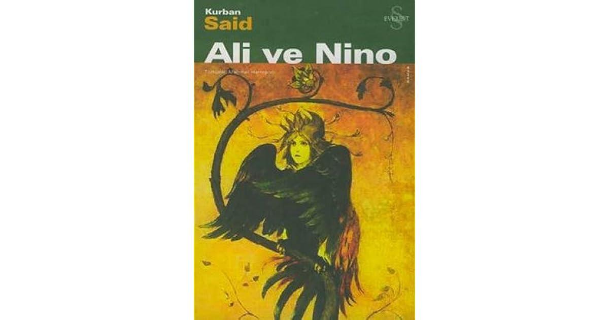 Nino book and ali