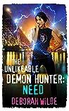 Need (The Unlikeable Demon Hunter:  Katz, #3)