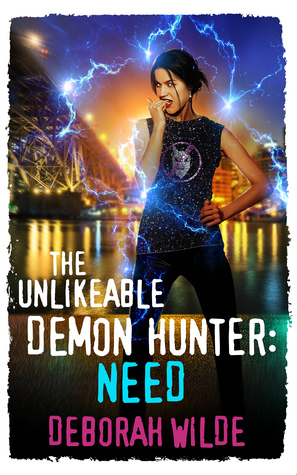 Need (The Unlikeable Demon Hunter:  Katz, #3)