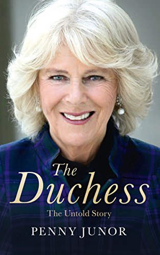 Book cover The Duchess The Untold Story - the explosive biography, as seen in the Daily Mail