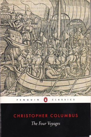 The Four Voyages of Christopher Columbus by Cristoforo Colombo
