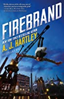 Firebrand (Steeplejack #2)