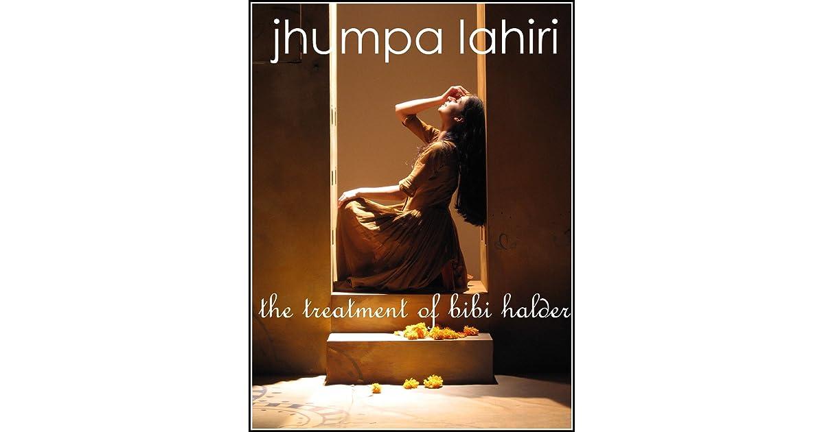 a comparison of the treatment of bibi halder and mrs sen by jhumpa lahiri