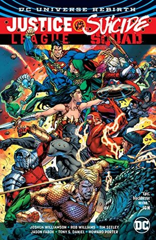 Justice League vs. Suicide Squad