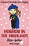 Horror in the Highlands (Reverend Annabelle Dixon Mystery #5)