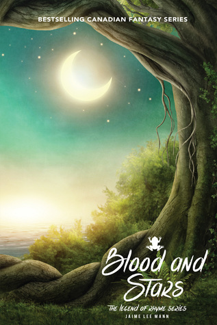 Blood and Stars (Legend of Rhyme, Book #5)