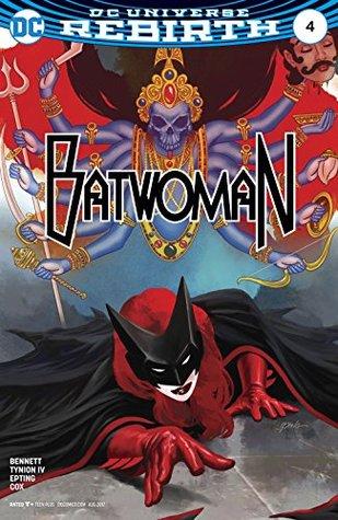 Batwoman #4