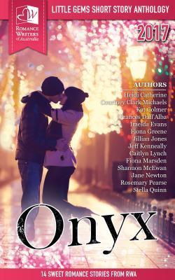 Little Gems Short Story Anthology 2017: Onyx