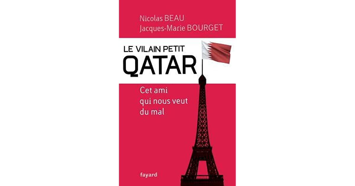 Le Vilain petit qatar by Nicolas Beau