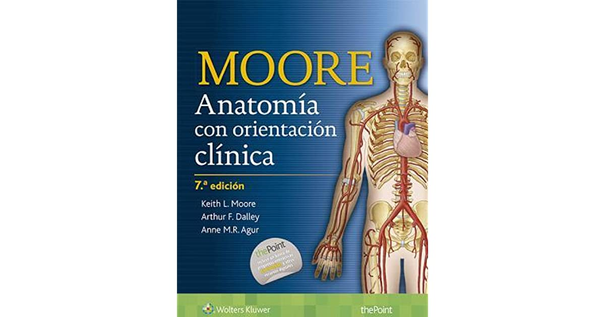 Anatomia Con Orientacion Clinica by Keith L. Moore