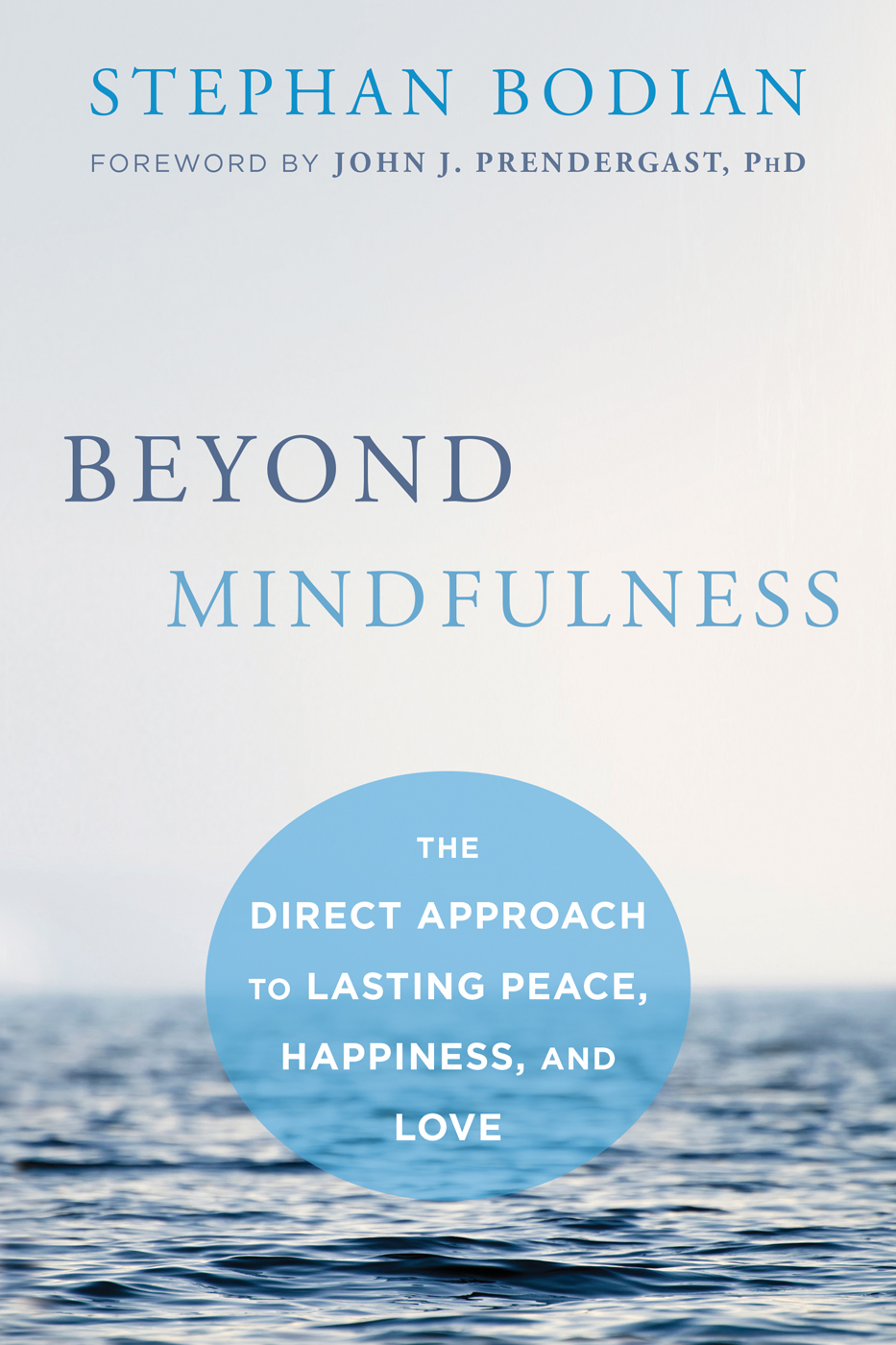 Beyond Mindfulness The Direct Approach to Lasting Peace, Happiness, and Love