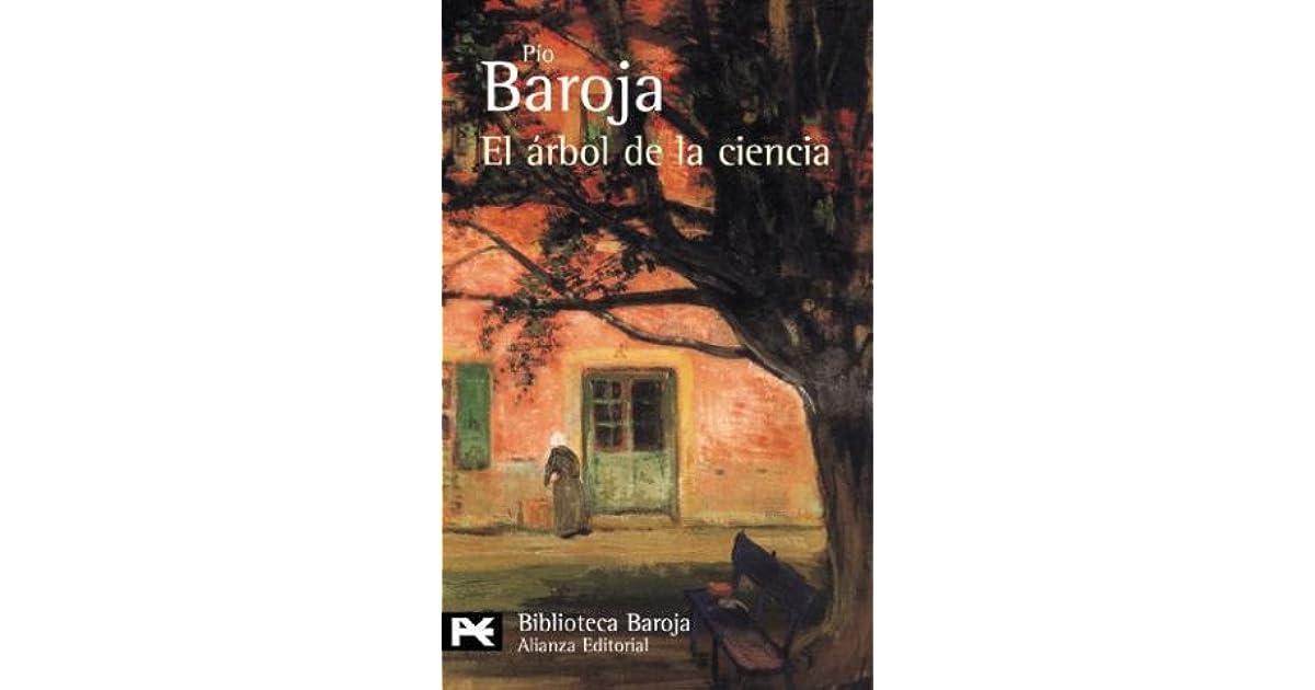 El rbol de la ciencia by p o baroja for El arbol de la ciencia