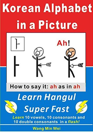 Learn Korean Alphabets (Hangul) Super Fast: Korean Alphabets in a