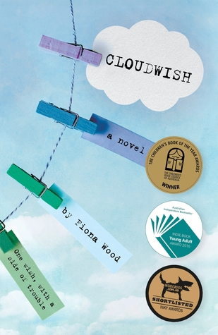 Cloudwish (The Six Impossiverse #3) by Fiona Wood