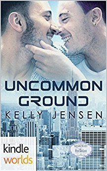 Uncommon Ground (Aliens in New York, #1; Memories With the Breakfast Club)