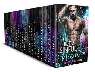 Hot & Sinful Nights: A Hot Romance Boxed Set