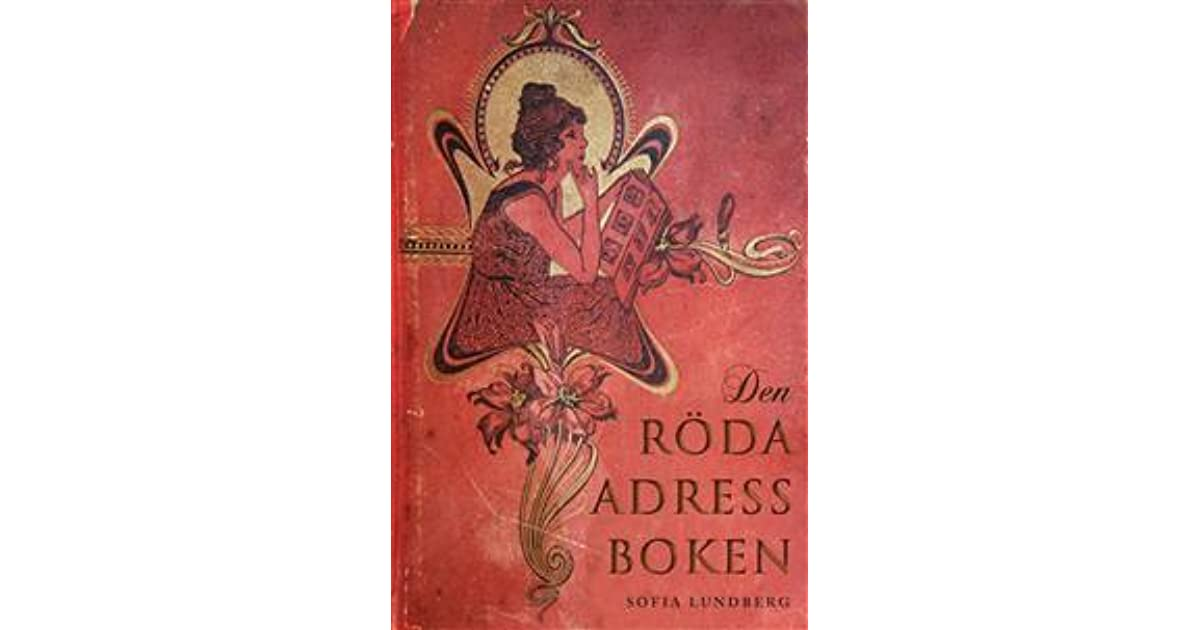 the red address book goodreads