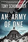 Book cover for An Army of One (John Rossett #3)