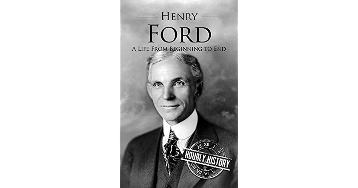 what did henry ford do for a living