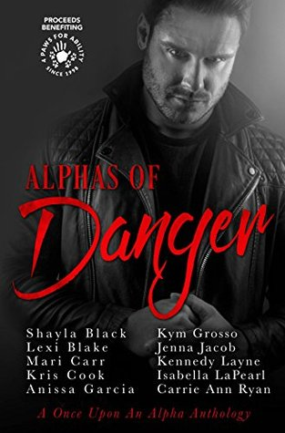 Alphas of Danger by Shayla Black
