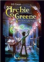 Archie Greene und der Fluch der Zaubertinte (Archie Greene, #2)