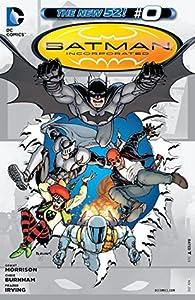 Batman Incorporated (2012- ) #0