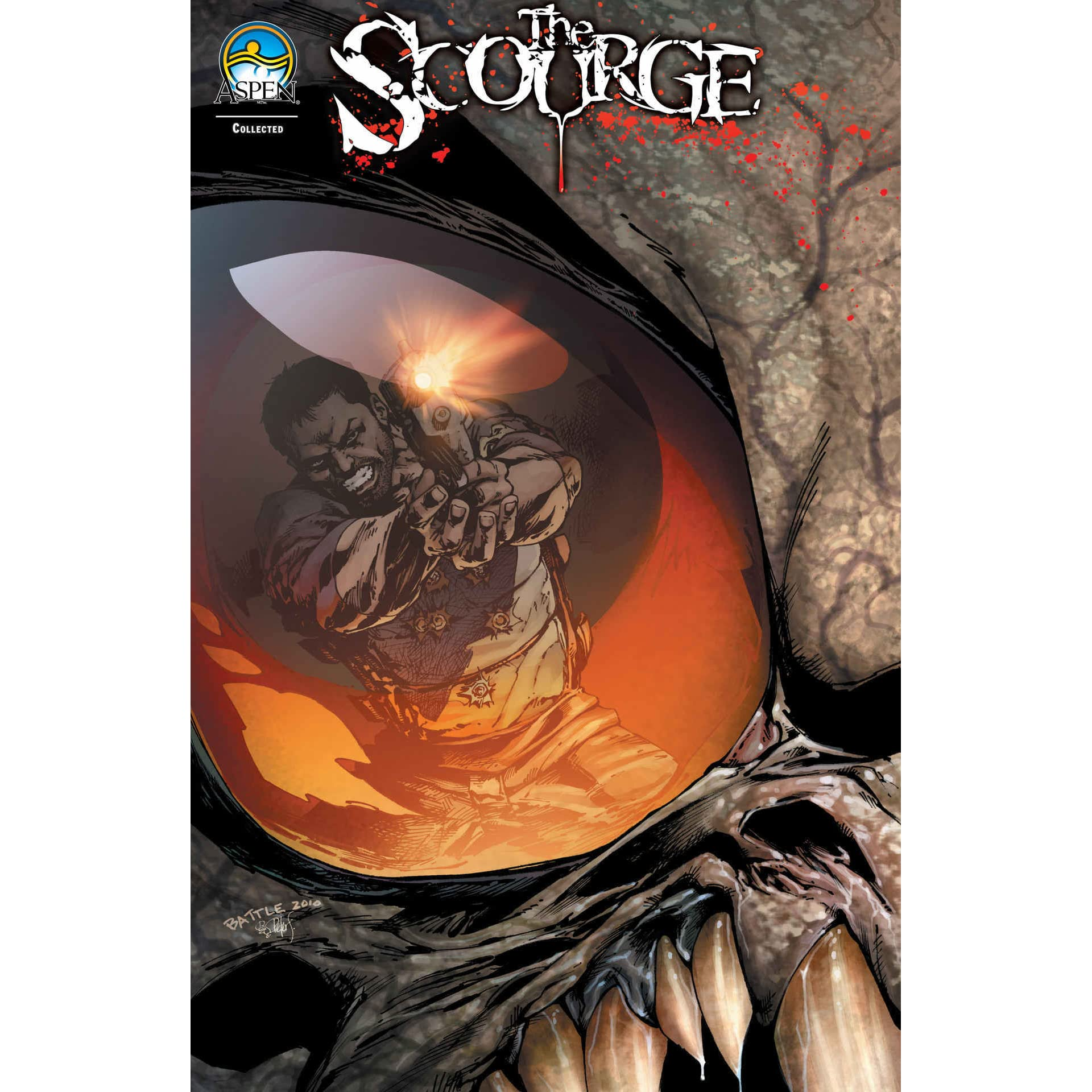 The Scourge #2 (Scourge Vol. 1)