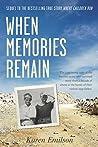 When Memories Remain (Pischke Twins, #2)