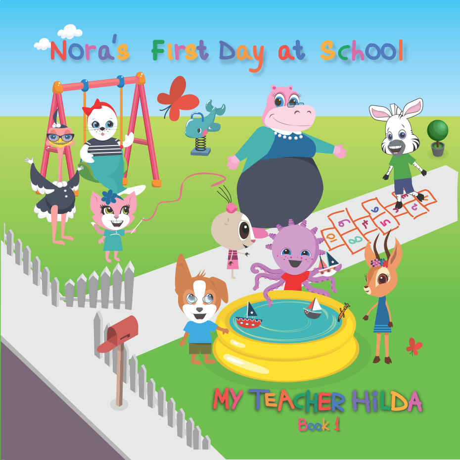 Nora's First Day at School