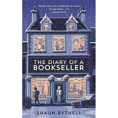 Image result for diary of a bookseller shaun bythell