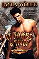 It Takes a Thief: A Motorcycle Club Romance (The Bare Bones MC Book 7)