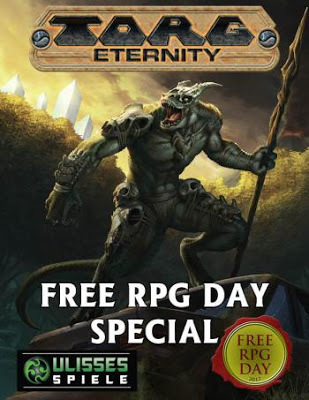 pookie (The United Kingdom)'s review of Torg Eternity: Free