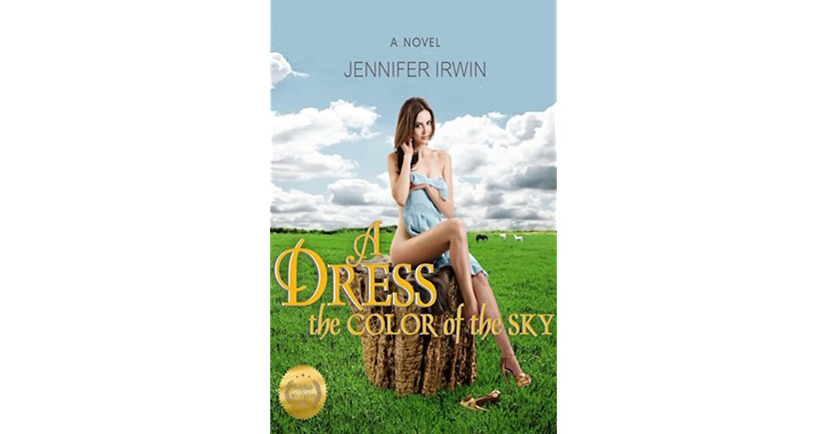 anna gamble s review of a dress the color of the sky