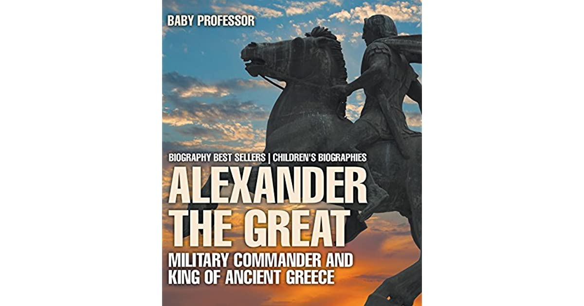 Great biography the book alexander